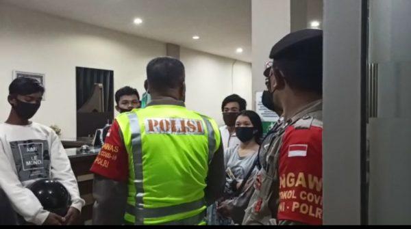 BELASAN REMAJA Diciduk Polisi dari Sejumlah Penginapan