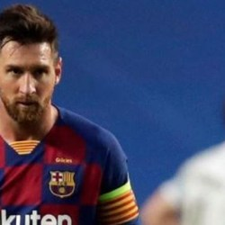 CUMA Manchester City yang Jadi Tujuan Lionel Messi?
