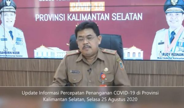 SWAB MASIF Banjar Persentasi Tertinggi, Banjarmasin Terendah