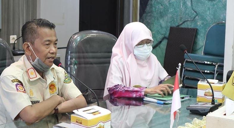 HERMANSYAH Ambil Alih Tampuk Pimpinan Pemko Banjarmasin, Ibnu Cuti 26 September