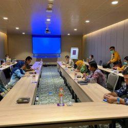 TIM EVALUATOR  Pelayanan Publik Kemenpan RB Apresiasi DPMPTSP Kalsel