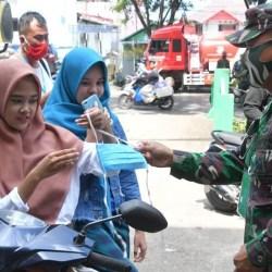REKOR LAGI Kasus Baru Corona di Indonesia Tambah 3.963, Kalsel 11