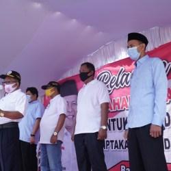 KOMITMEN Bakal Cawali Mushaffa Zakir Perjuangkan Kesejahteraan Buruh di Kota Banjarmasin