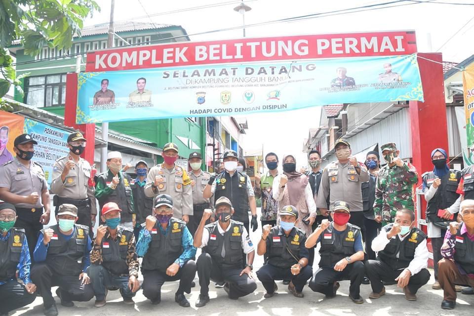 KASUS BARU Positif Corona di Indonesia 3.509, Kalsel 40