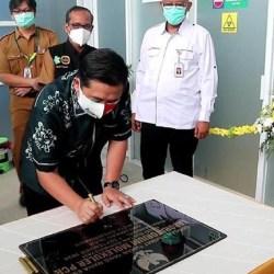 LAB PCR RSUD Sultan Suriansyah Diresmikan dan Siap Operasional