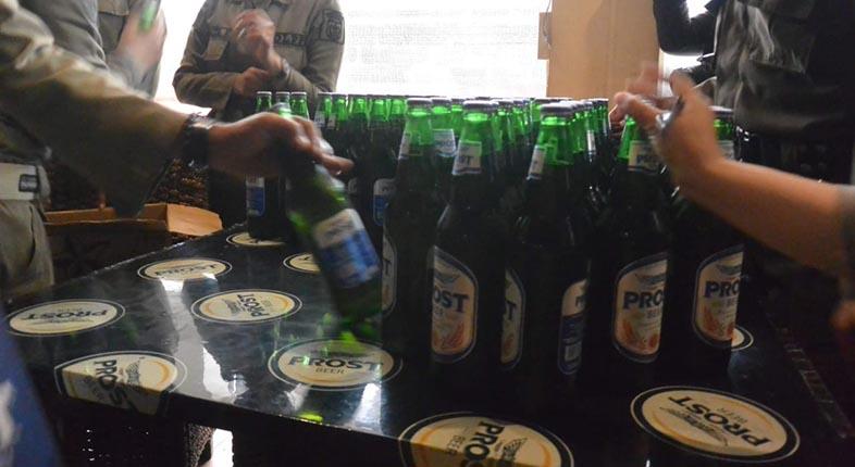 BELUM KELAR Perda Minol, PAD Disbudpar Nihil Lagi