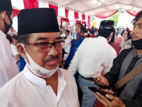 LEGOWO Ketua Gerindra Banjarbaru Batal Dipasangan dengan Aditya