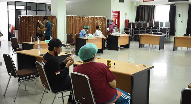 40 BAKAL CALON Kepala Daerah di Kalsel Jalani Tes Kesehatan di Hari Terakhir Pemeriksaan