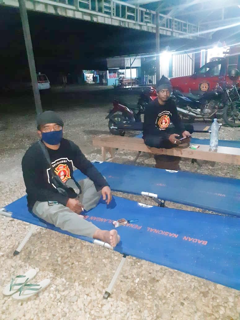 BNPB Bantu Biayai Relawan Karhutla di Kalsel