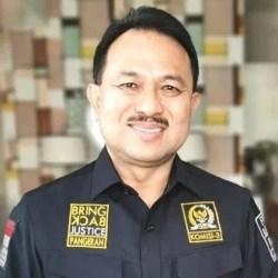 """WAKET KOMISI III DPR Pangeran Khairul Saleh Minta: """"Kabareskrim Buka-bukaan Terkait Kebakaran Gedung Kejagung"""""""