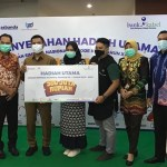 HADIAH UTAMA Tabungan Simpeda Nasional Rp500 Juta Disabet Nasabah Bank Kalsel