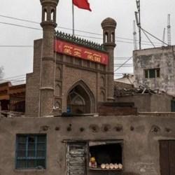 RIBUAN Masjid di Xinjiang Dilaporkan Telah Dihancurkan China