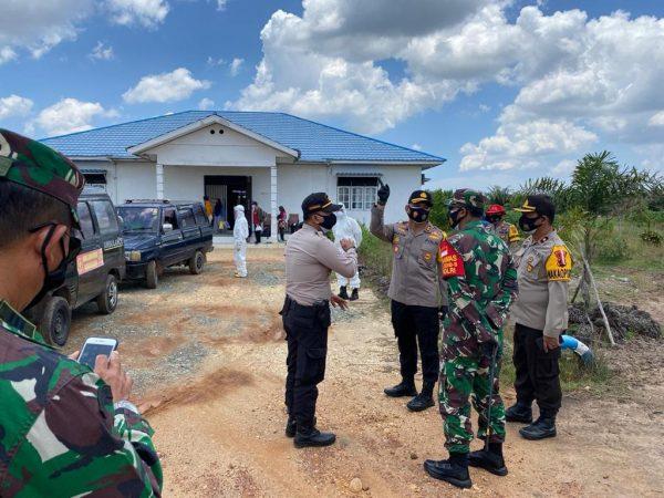 SEBELAS PASIEN COVID Klaster Perkebunan di Batola Dikirim ke Karantina Asrama Haji Banjarbaru