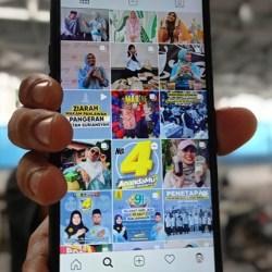 BAWASLU AWASI Aktivitas 27 Akun Medsos yang Diterima KPU Banjarmasin