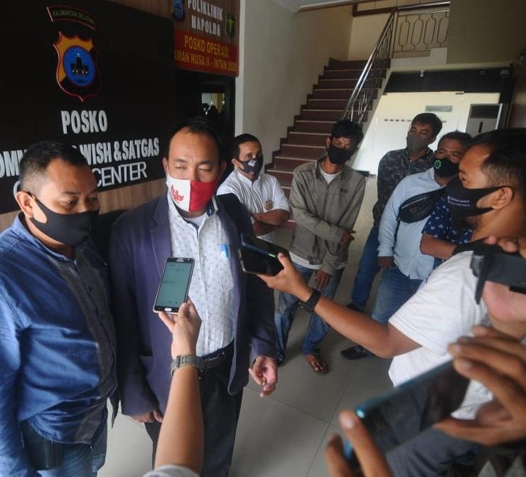 DIDUGA PUNGLI Tiga Oknum Polisi Dilaporkan ke Propam Polda Kalsel