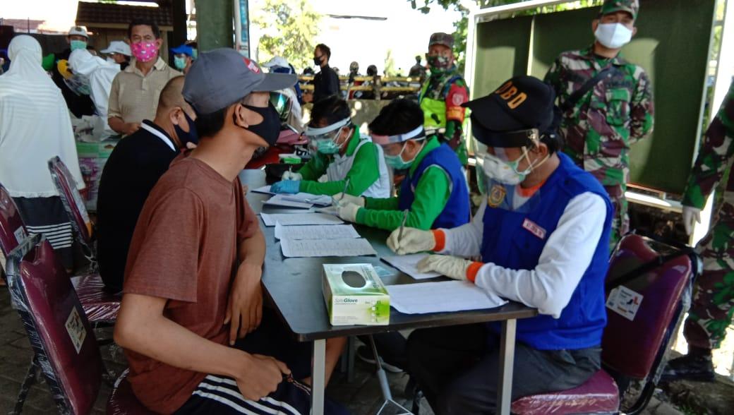 UPDATE, Sebaran COVID-19 di Indonesia 3.732 Kasus Baru, Kalsel 19