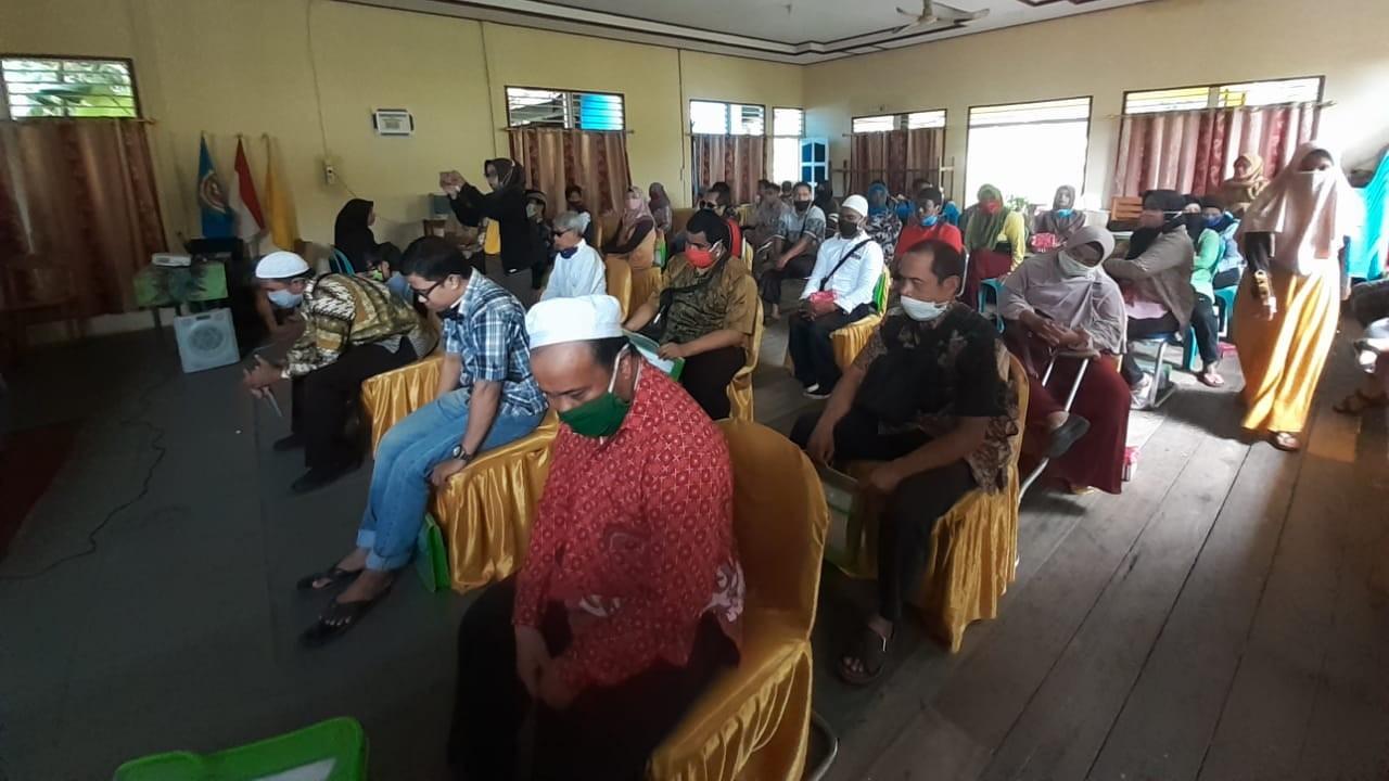 PENDIDIKAN Politik Hadapi Pilkada 2020 Diberikan kepada Penyandang Disabilitas di Banjarmasin