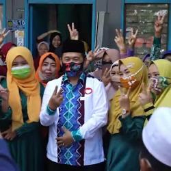 DUKUNG Gerakan Seribu Tumbler Ibnu Sina, Warga di Kelurahan Teluk Dalam