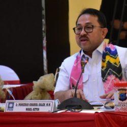 PECAHKAN MISTERI Kebakaran Gedung Kejagung, Pimpinan Komisi III Apresiasi Kinerja Bareskrim Polri