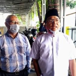 KEMBALI, Tim Denny Laporkan Dugaan Pelanggaran Pemilu ke Bawaslu Kalsel