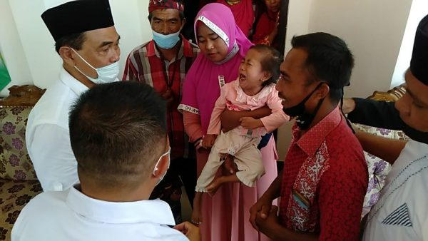 TANGIS HARU di Hadapan Zairullah Azhar Doakan Anak yang Sakit Sejak Kecil dan Siap Bantu Pengobatan