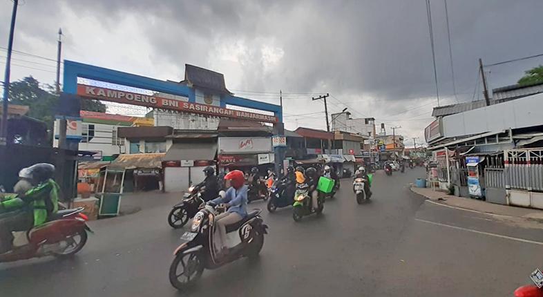 TARGET Zona Hijau Banjarmasin Pertengahan Bulan Oktober