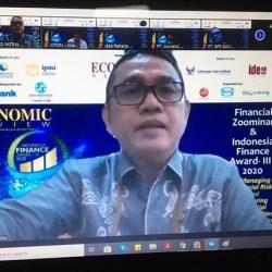KINERJA Keuangan Bank Kalsel Raih Very Excellent Indonesia Finance Award