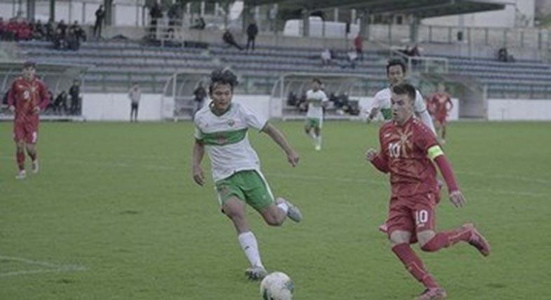 FORMASI Baru Timnas U-19 Bakal Dicoba Tae Yong