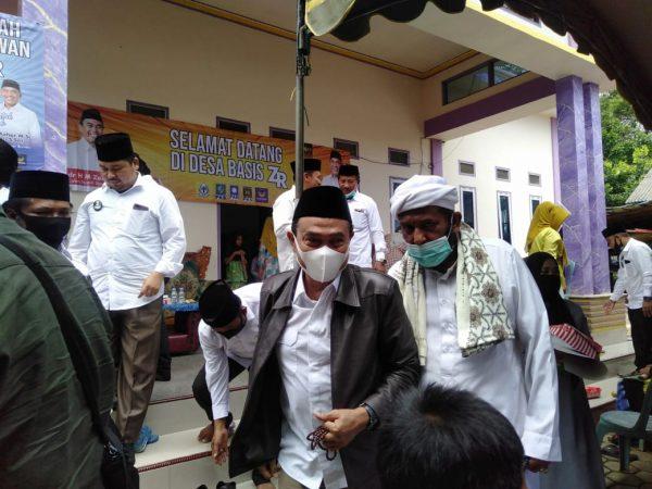 WARGA Sampaikan Harapan Secara Tertulis ke dr HM Zairullah Azhar