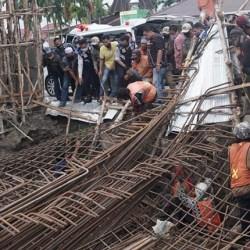 PEMBANGUNAN Jembatan Tak Kantongi IMB, Administrasi Dinas PUPR Serampangan