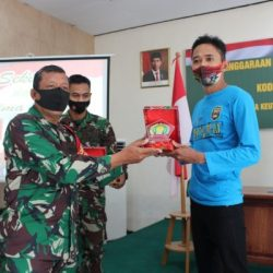 KOMSOS TNI dengan Komunitas Otomotif Menyuburkan Rasa Kebersamaan