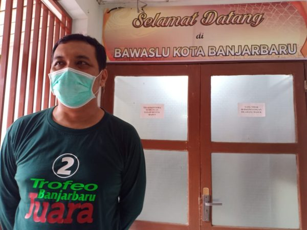 TIGA Calon Kepala Daerah di Banjarbaru Dipanggil Bawaslu