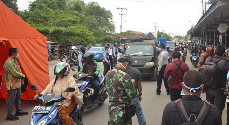 REKOR 5.444 Kasus Baru Positif COVID-19 di Indonesia, Kalsel 31