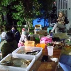 MENGASYIKAN Angkringan 'Pak D' di Banjarmasin Hasil Kemandirian Tiga Orang Mahasiswa dan Sarjana