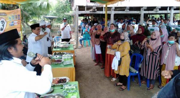 GILIRAN Warga di RT 3 Desa Sepunggur Bisa Pastikan Kemenangan ZR di Atas 90 Persen