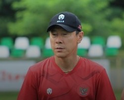 LANGSUNG Pimpin TC Timnas U-19, Usai Tae-yong Tiba di Jakarta