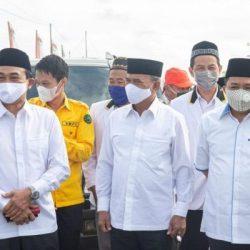 INILAH KUNCI Kemenangan ZR Diangka 57% dan Ketua Tim Pemenangan Rival,  Mardani H. Maming Ucapkan Selamat
