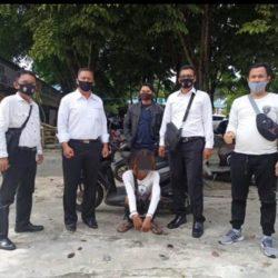 KORBAN Kehilangan Motor Lapor Via LetsApp, Pelakunya Diringkus Polisi