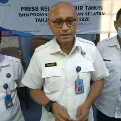 OKNUM DEWAN TALA  Sudah Dua Tahun Konsumsi Sabu, Kini Bolak-Balik ke BNNP Kalsel