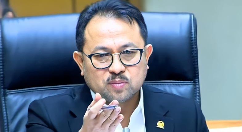 WAKET KOMISI III DPR-RI Pangeran Khairul Saleh: Penunjukkan Kapolri Hak Prerogatif Jokowi