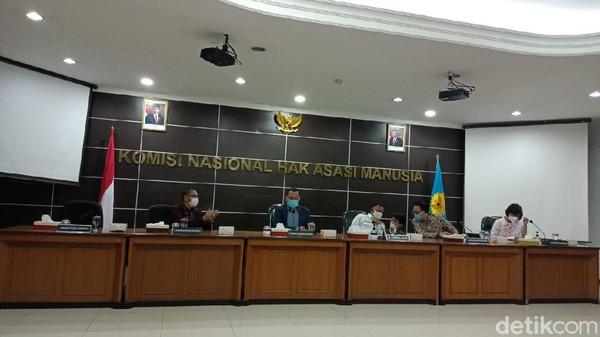 REKOMENDASI Komnas HAM soal Penembakan Laskar FPI