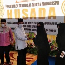 SIAP CETAK Penghafal Al Qur'an, Pesantren Tahfidz Husada