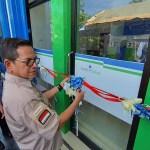 DIRESMIKAN Kantor Cabang Pembantu Bank Kalsel Lontar Guna Tingkatkan Layanan di Kotabaru
