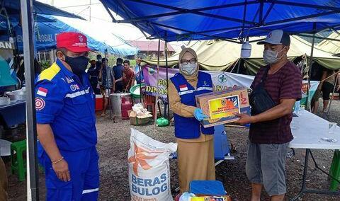 DISALURKAN Rp2,5 Miliar untuk Tangani Dampak Banjir di Kabupaten Banjar