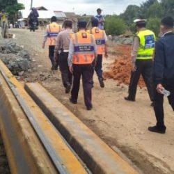 BPTD WILAYAH XV Kalsel Monitoring Dua Jembatan yang Putus