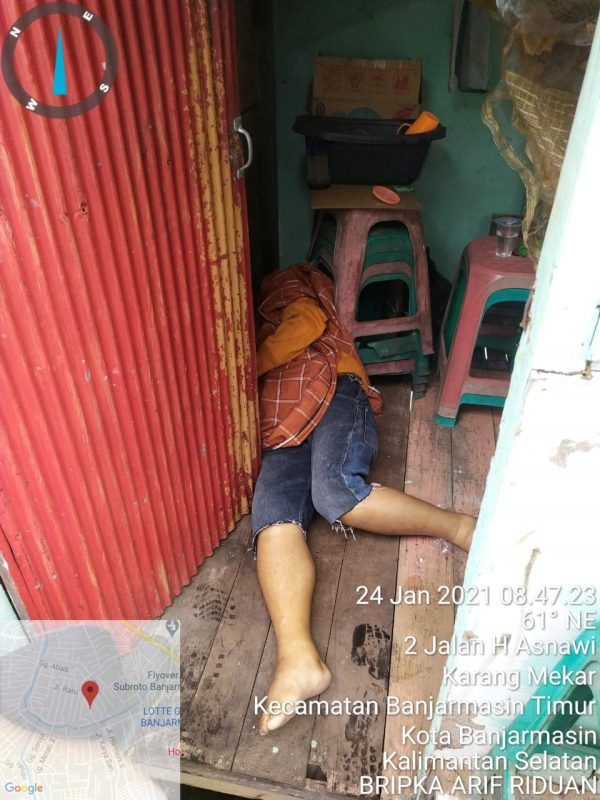GEGER Temukan Pedagang Siomay Tewas di Pos Kamling, Berbagai Jenis Obat Disita Polisi