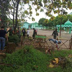 MULAI KOSONG Pengungsian Korban Banjir di Kalsel