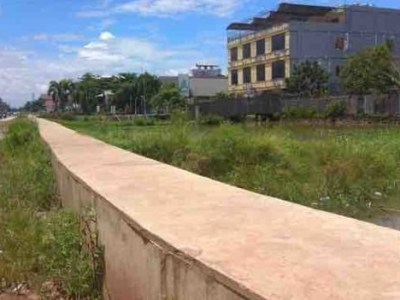 DINORMALISASI Sungai Veteran untuk Tangani Banjir