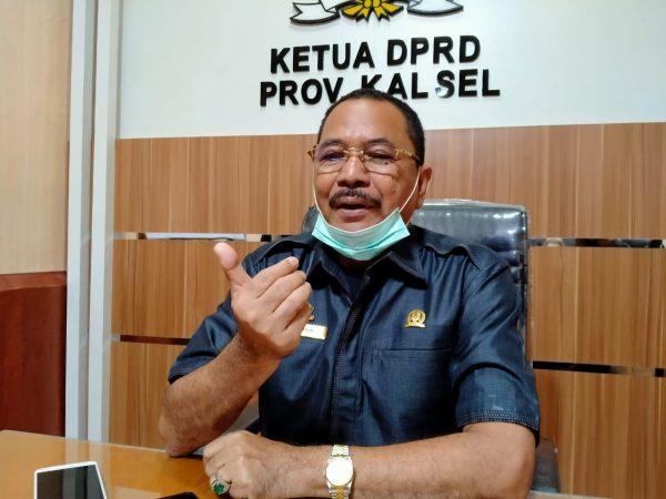 BEREDAR VIDEO Dinilai Penggiringan Opini Diingatkan Ketua DPRD Jangan Mengganggu Masyarakat Kalsel