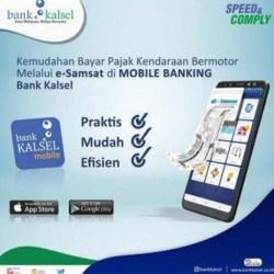 E-SAMSAT BANK KALSEL Solusi Bayar Pajak Kendaraan Bermotor